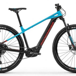 Mondraker prime 29, BLACK/LIGHT BLUE/FLAME RED, 2020