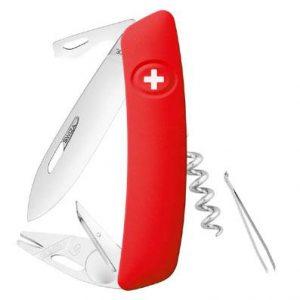Nôž Swiza TT03 Red