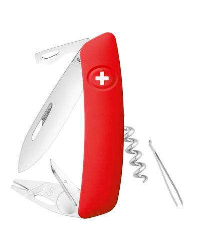 Nôž Swiza TT03 Red 1