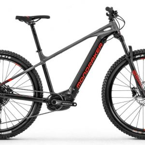 Mondraker prime 29, BLACK/NIMBUS GREY/FLAME RED , 2020