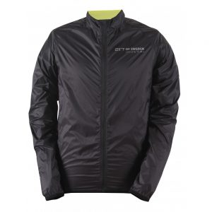 HALE – Pánska ultraľahká bunda proti vetru – Black