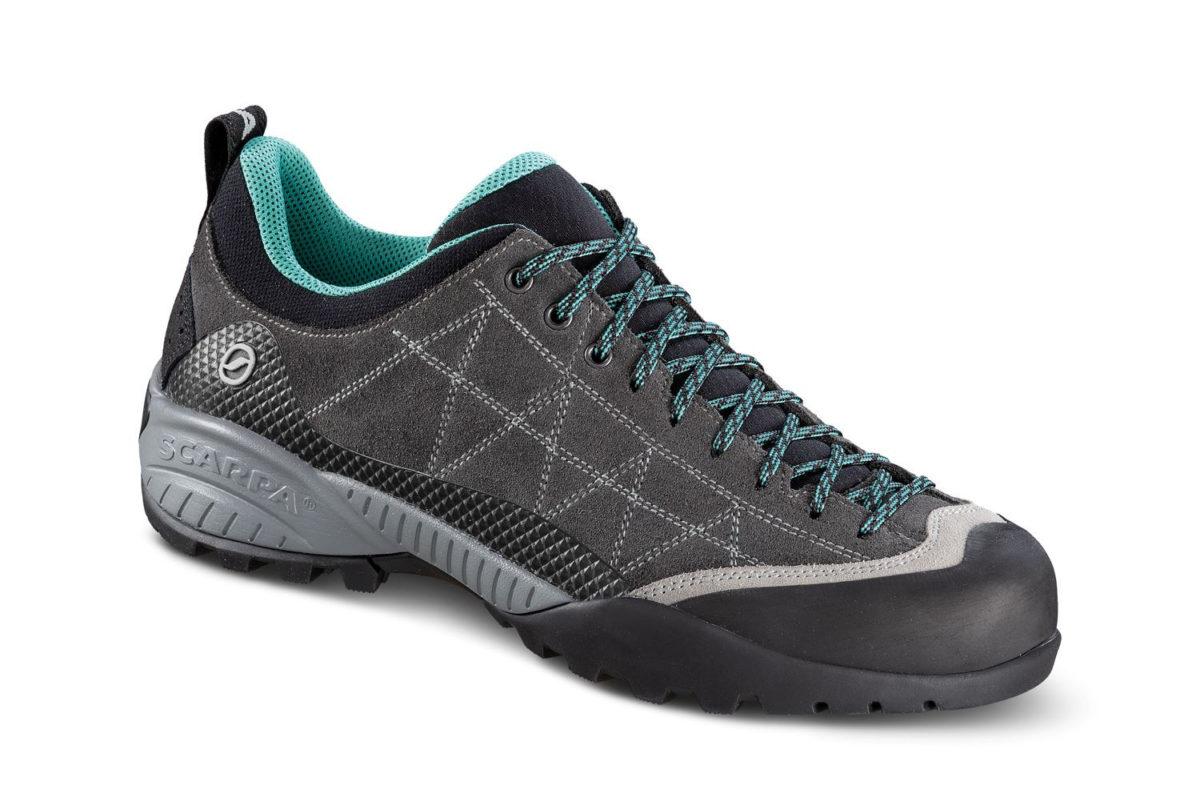Dámske topánky Scarpa Zen Pro Shark - Green Blue 1