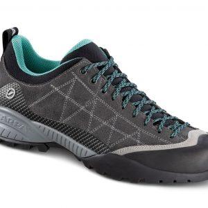 Dámske topánky Scarpa Zen Pro Shark – Green Blue