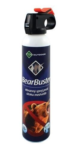 BearBuster obranný spray - 150 ml 1