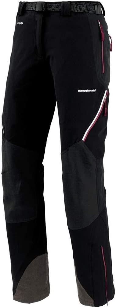 Trangoworld LARGO UHSI FI WMN PANTS - Black 1
