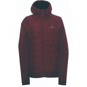 ETTRUM – Dámska hybridná bunda s kapucňou –