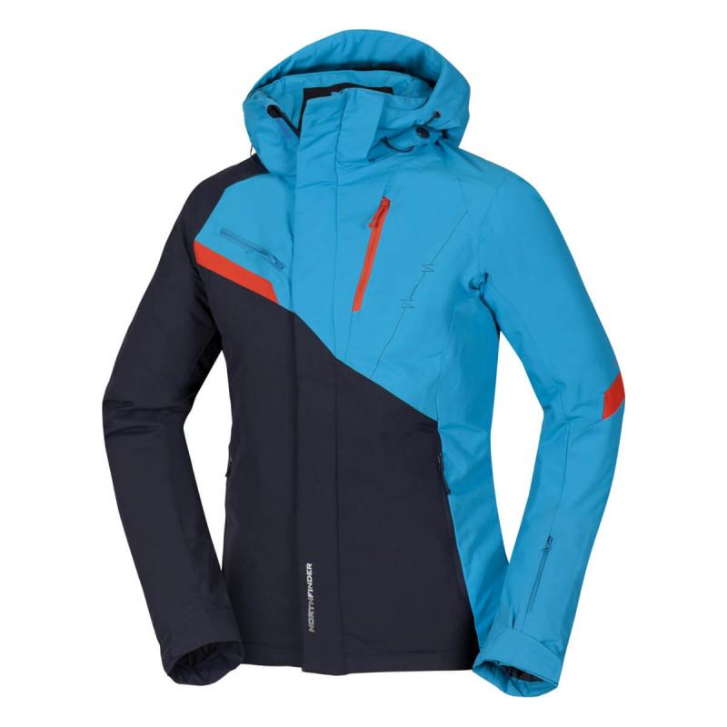 Pánska lyžiarská bunda NORTHFINDER KINJAN 1