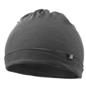NORTHFINDER unisex čiapka techno stretch 2L RUPHI – Grey/Blue