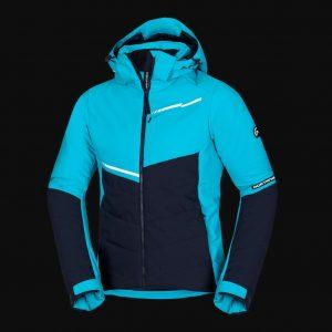 NORTHFINDER pánska bunda lyžiarska zateplená plná výbava NORTHIJN