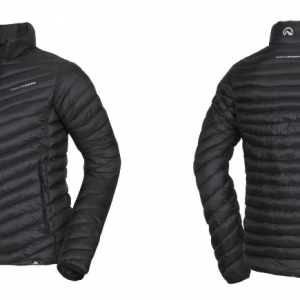NORTHFINDER pánska bunda zateplená thermal active urban VLANDO black