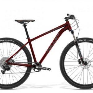 Bicykel AMULET Night cat 6.0 29″ 2021, wine red matt/dark grey matt