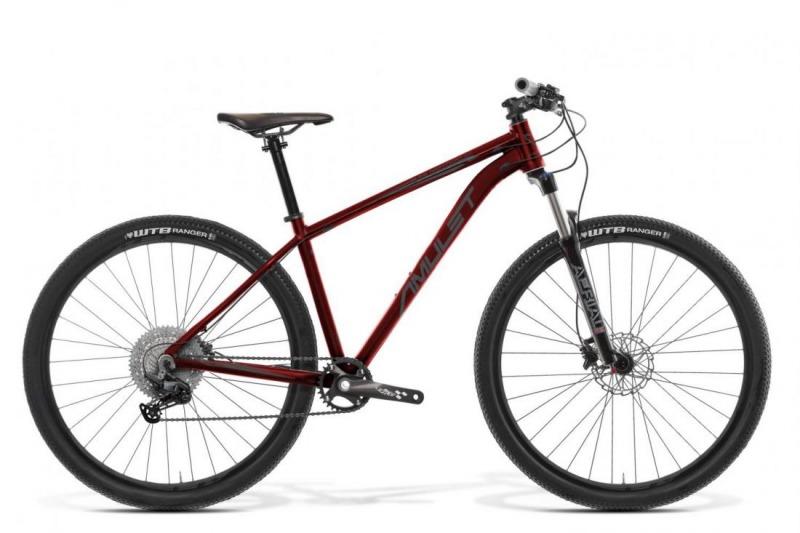 "Bicykel AMULET Night cat 6.0 29"" 2021, wine red matt/dark grey matt 1"