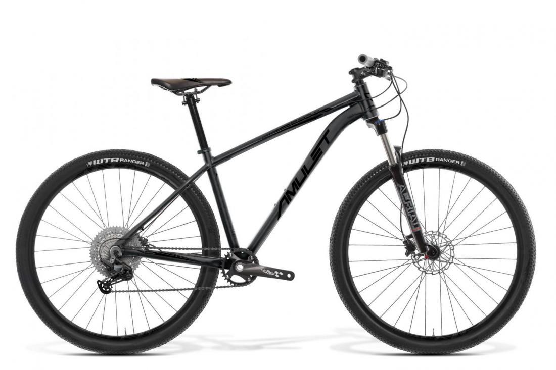 "Bicykel AMULET Rival 6.0 29"" 2021, anthracite matt/black matt, 1"