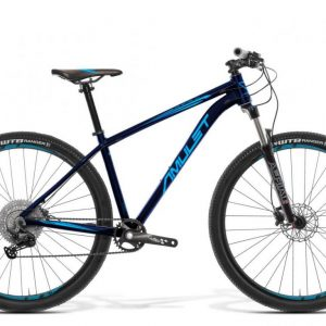 Bicykel AMULET Rival 8.0 29″ 2021, dark petroleum matt/blue matt