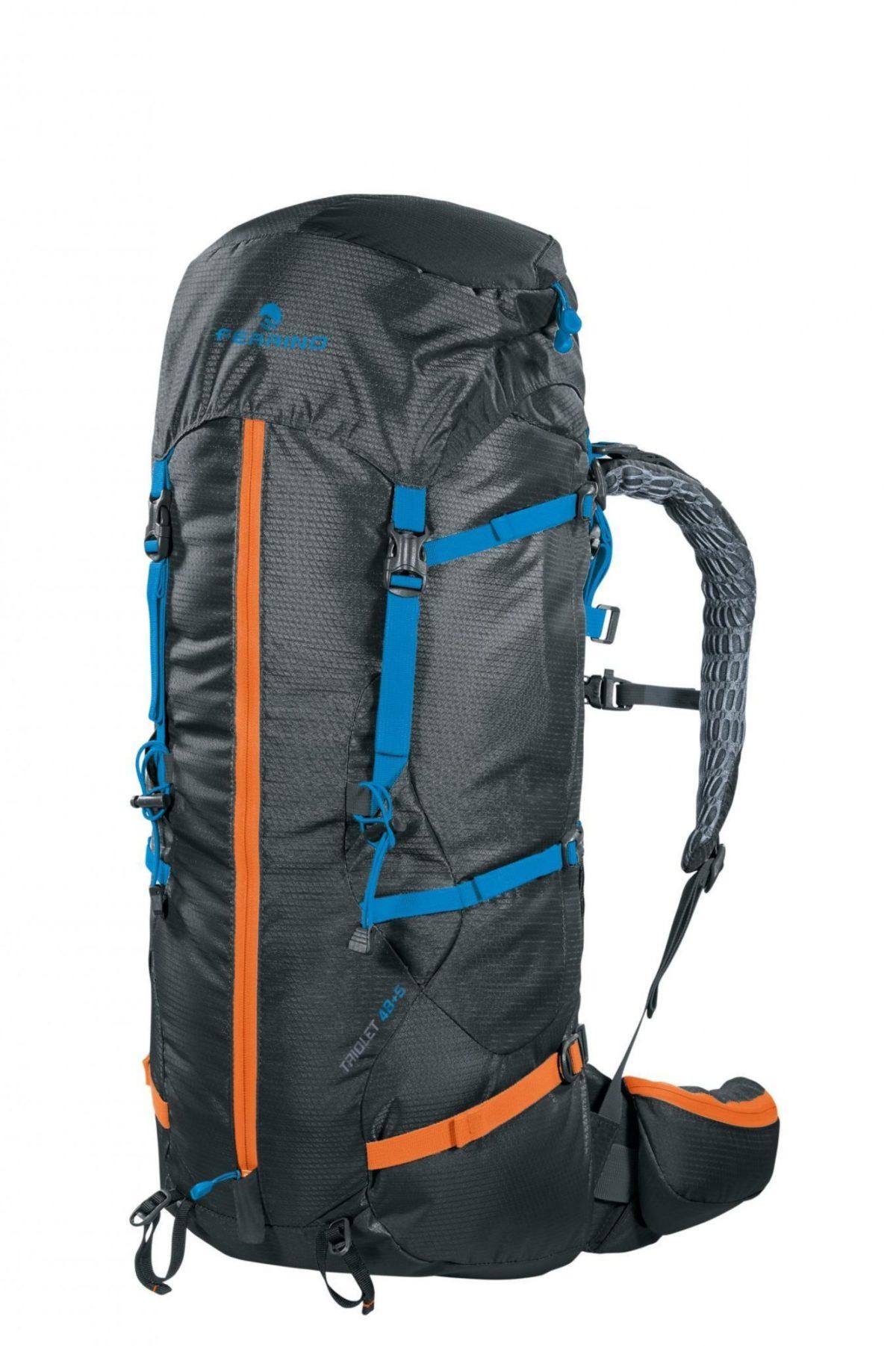 Ferrino lezecký batoh Triolet 48+5 1