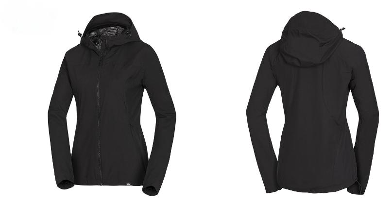 Northfinder dámska ľahká bunda 5/5 BOLIA black 1