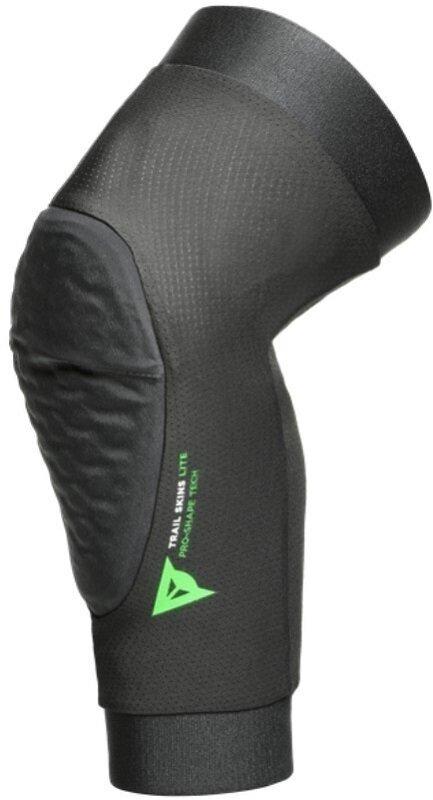 Dainese Trail Skins Lite Knee Guards Black 1