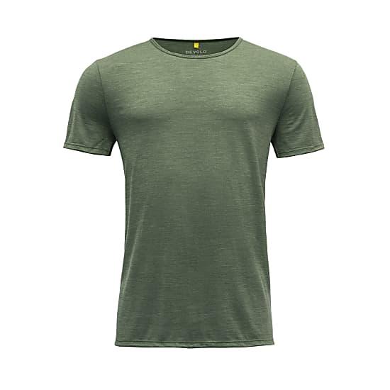 Pánske tričko Devold Sula Man Tee 1