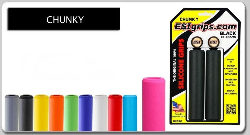 ESI Gripy Chunky CLASSIC, 60g 1