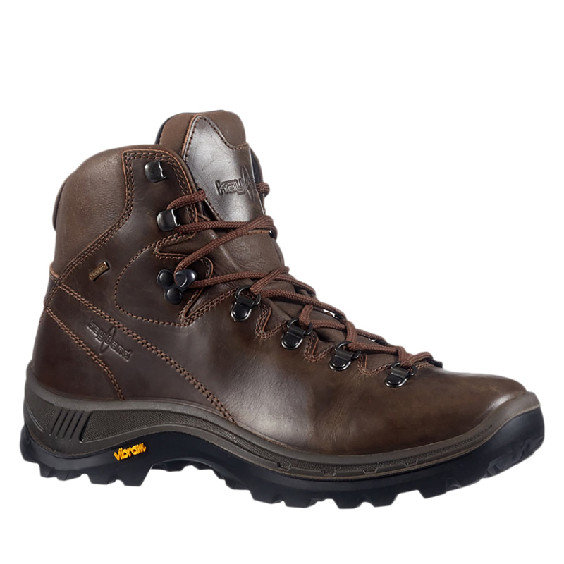 Turistická obuv vysoká KAYLAND-Cumbria GTX brown 1