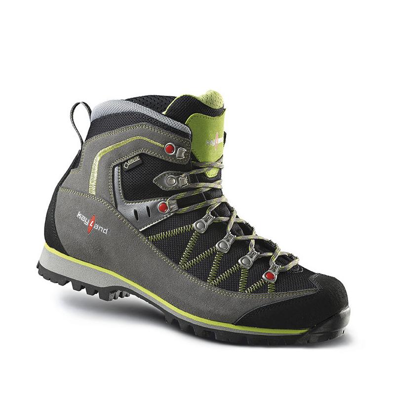 Turistická obuv vysoká KAYLAND-PLUME MICRO GTX GREY LIME 1
