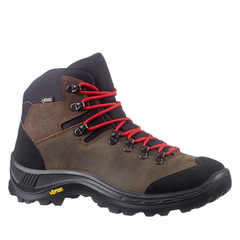 Turistická obuv vysoká KAYLAND-Starland GTX brown - Pánska 1