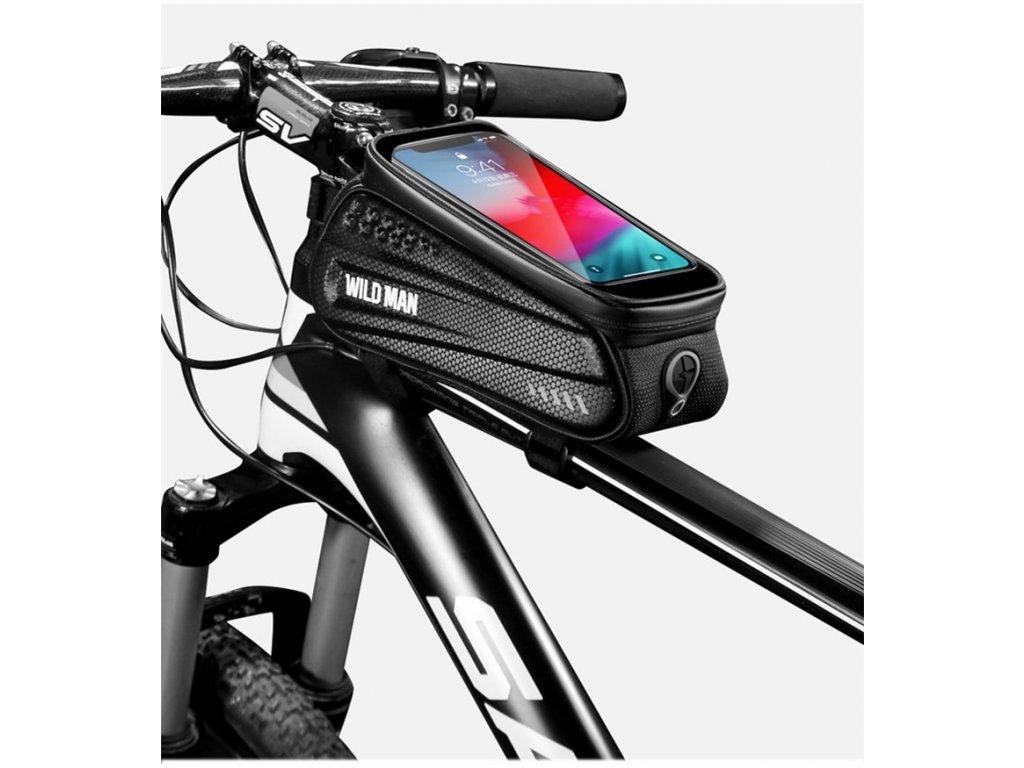 """Papayas wildman bike mount """"XL"""" 1"""
