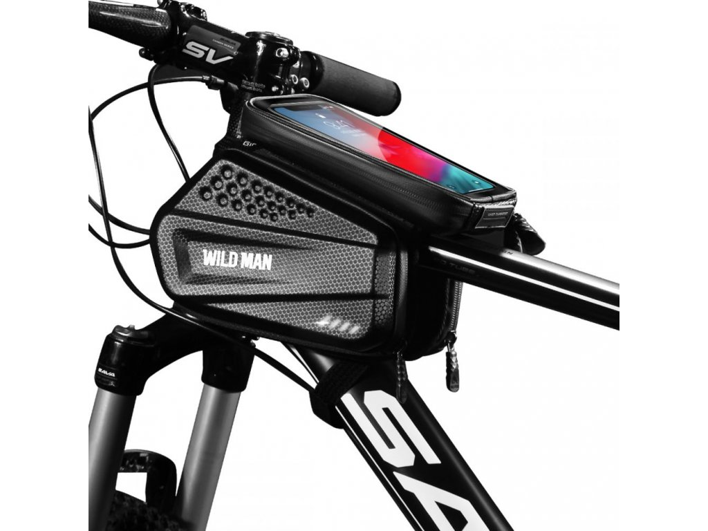 """Papayas wildman bike mount """"XXL"""" 1"""
