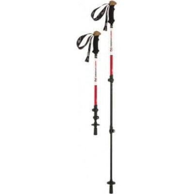 NORTHFINDER 3-dielne palice hiking aluminium 135 SHERPA 1