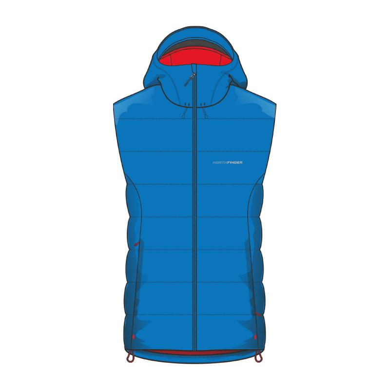 Pánska outdoor vesta Primaloft® KYSON 1